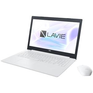 PC-NS600KAW NEC 15.6型 ノートパソコン LAVIE Note Standard NS600/KAシリーズ カームホワイト LAVIE 2018年 夏モデル[Core i7/メモリ 4GB/HDD 1TB/Office H&B 2016]