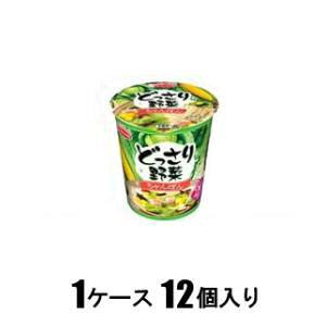 どっさり野菜 ちゃんぽん 61g(1ケース12個入) エースコック ドツサリヤサイチヤンポン61G*12
