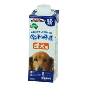 ペットの牛乳 成犬用 250ml ドギーマンハヤシ ペツトノギユウニユウセイケン250