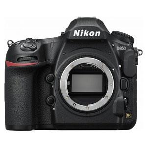 D850 ニコン フルサイズデジタル一眼レフカメラ「D850」ボディ