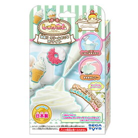 しゅわボム 別売りクリームのこな ホワイト セガトイズ