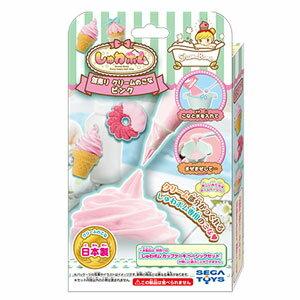 しゅわボム 別売りクリームのこな ピンク セガトイズ
