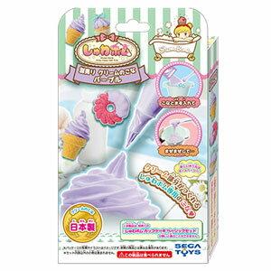 しゅわボム 別売りクリームのこな パープル セガトイズ