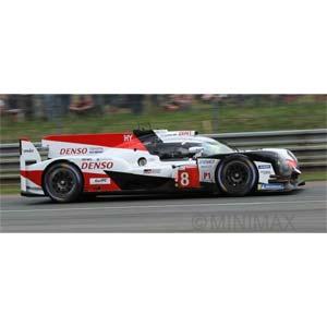 1/43 TOYOTA TS050 HYBRID No.8 TOYOTA GAZOO Racing Winner 24H Le Mans 2018【43LM18】 スパーク