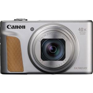 PSSX740HSSL キヤノン デジタルカメラ「PowerShot SX740 HS」(シルバー)