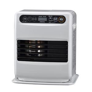 FH-G3218Y-W コロナ 石油ファンヒーター(木造9畳/コンクリート12畳まで) 【暖房器具】CORONA シェルホワイト