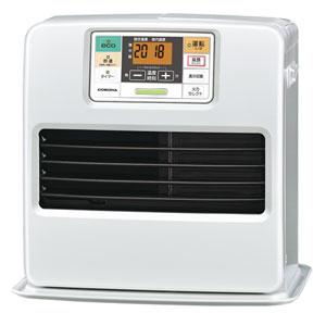 FH-ST3618BY-W コロナ 石油ファンヒーター(木造10畳/コンクリート13畳まで) 【暖房器具】CORONA パールホワイト
