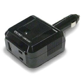 KD-162 カシムラ DC/ACインバーター 80W AC+USB 2.4A KASHIMURA