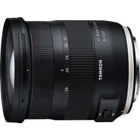 TA17-35DIOSDA037E タムロン 17-35mm F/2.8-4 Di OSD(Model:A037) ※キヤノンEFマウント用レンズ(フルサイズ対応)