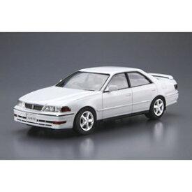 【再生産】1/24 ザ・モデルカー No.100 トヨタ JZX100 マークII ツアラーV '00【56806】 アオシマ