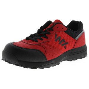 WX-0001.040-29.0 テクシーワークス 作業靴 テクシーワークス WX0001 レッド 29.0cm アシックス商事