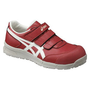 FCP301.2301-26.0 アシックス ウィンジョブ CP301 プライムレッド×ホワイト 26.0cm 安全靴