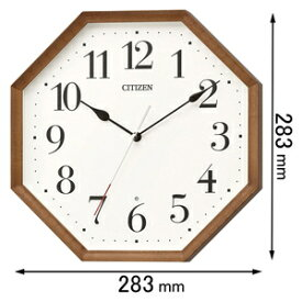 8MY531-006 シチズン 電波掛け時計 CITIZEN [8MY531006]【返品種別A】
