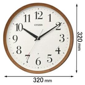 8MY535-006 シチズン 電波掛け時計 CITIZEN [8MY535006]【返品種別A】