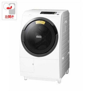 (標準設置料込)BD-SG100CL-W 日立 10.0kg ドラム式洗濯乾燥機【左開き】ホワイト HITACHI