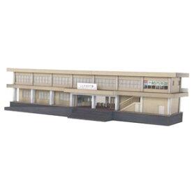 [鉄道模型]アドバンス (N) 1027 コンクリート駅舎2階建 A
