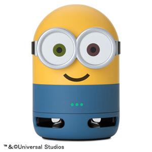 LINECLOVAMINIミニオン LINE スマートスピーカー クローバーフレンズミニ(ミニオンズ・ボブ) Clova Friends mini