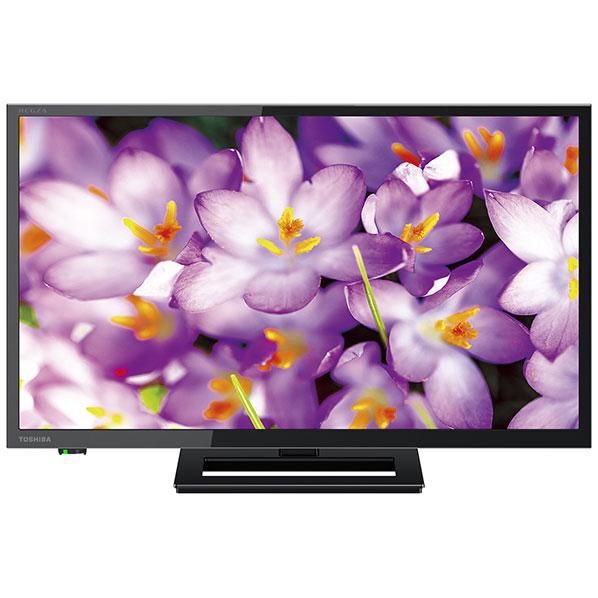 24S22 東芝 24V型地上・BS・110度CSデジタル ハイビジョンLED液晶テレビ (別売USB HDD録画対応)REGZA