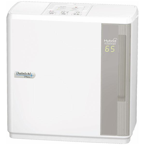 HD-3018-W ダイニチ ハイブリッド式加湿器(木造5畳まで/プレハブ洋室8畳まで ホワイト) Dainichi