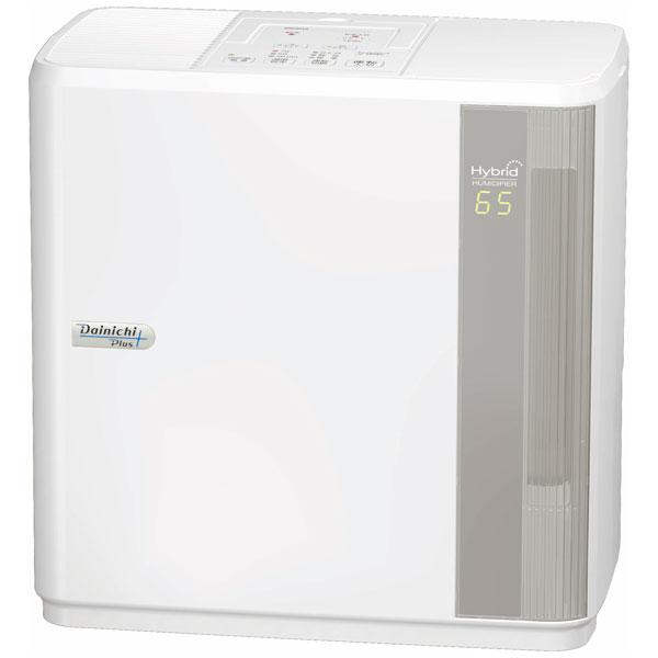 HD-9018-W ダイニチ ハイブリッド式加湿器(木造14.5畳まで/プレハブ洋室24畳まで ホワイト) Dainichi