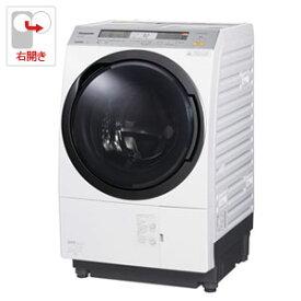 (標準設置料込)NA-VX8900R-W パナソニック 11.0kg ドラム式洗濯乾燥機【右開き】クリスタルホワイト Panasonic 温水泡洗浄W