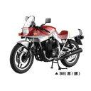 1/12 完成品バイク SUZUKI GSX1100S KATANA SE(赤/銀)【05238】 アオシマ
