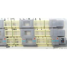 [鉄道模型]グリーンマックス (Nゲージ) 2583 着色済みホームドア(水色・小窓あり・20m級4ドア車用) 6本組