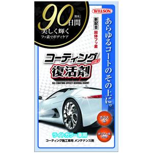 01292 ウイルソン コーティング効果復活剤 (ライトカラー車用) WILLSON