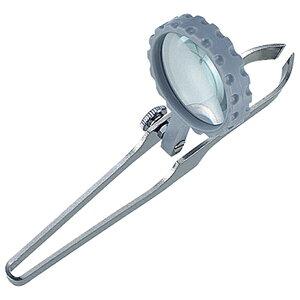 75537 シンワ測定 ルーペ O-1 精密作業用 とげ抜き付 30mm 4.5倍 [75537シンワ]