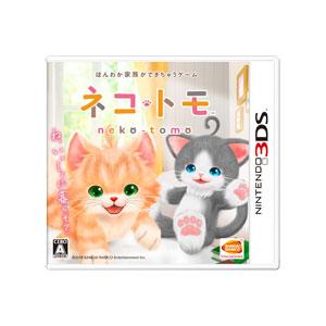 【3DS】ネコ・トモ バンダイナムコエンターテインメント [CTR-P-BNFJ 3DS ネコトモ]