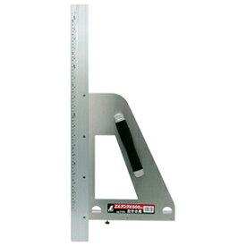 77805 シンワ測定 丸ノコガイド定規 エルアングル 60cm 併用目盛 左きき用