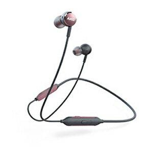 AKGY100BTPIK AKG Bluetooth対応ダイナミック密閉型カナルイヤホン(ピンク) AKG Y100 WIRELESS