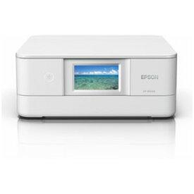 EP-881AW エプソン A4プリント対応 インクジェット複合機(ホワイト) EPSON Colorio(カラリオ)