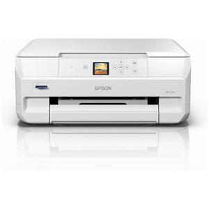 EP-711A エプソン A4プリント対応 インクジェット複合機(ホワイト) EPSON Colorio(カラリオ)