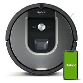 ルンバ960 iRobot ロボット掃除機 アイロボット Roomba960 R960060 [ルンバ960R960060]