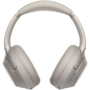 WH-1000XM3S ソニー ノイズキャンセリング機能搭載Bluetooth対応ダイナミック密閉型ヘッドホン(プラチナシルバー) SONY 1000Xシリーズ