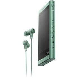 NW-A55HN/G ソニー ウォークマン A50シリーズ 16GB ヘッドホン同梱モデル(ホライズングリーン) SONY Walkman