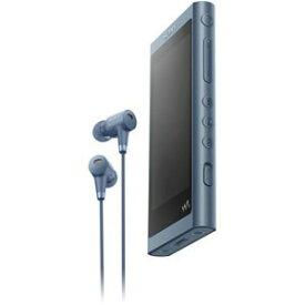 NW-A55HN/L ソニー ウォークマン A50シリーズ 16GB ヘッドホン同梱モデル(ムーンリットブルー) SONY Walkman【送料無料】