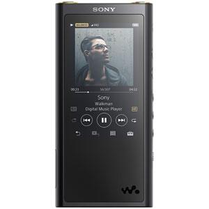 NW-ZX300G/B ソニー ウォークマン ZX300Gシリーズ 128GB(ブラック) SONY Walkman