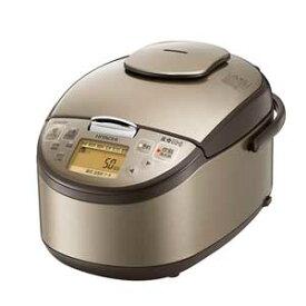 RZ-BG10M-T 日立 圧力IH炊飯ジャー(5.5合炊き) ライトブラウン HITACHI 極上炊き分け