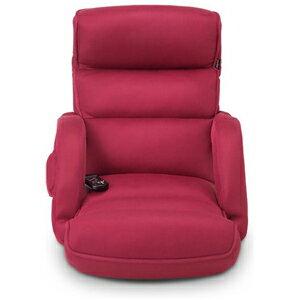 AIM-127(NR) ツカモトエイム ヒーター付きマッサージ座椅子【肘掛け付き】(ビクトリアンローズ) TSUKAMOTO AIM porto(ポルト)Switch Chair PREMIUM 7(スイッチ チェア プレミアム セブン)