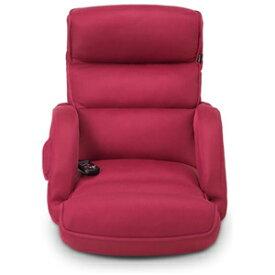 AIM-127(NR) ツカモトコーポレーション ヒーター付きマッサージ座椅子【肘掛け付き】(ビクトリアンローズ) porto(ポルト)Switch Chair PREMIUM 7(スイッチ チェア プレミアム セブン)