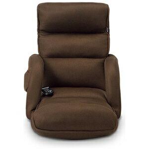 AIM-127(NB) ツカモトエイム ヒーター付きマッサージ座椅子【肘掛け付き】(ショコラブラウン) TSUKAMOTO AIM porto(ポルト)Switch Chair PREMIUM 7(スイッチ チェア プレミアム セブン)