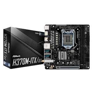 H370M-ITX/AC ASRock Mini ITX対応マザーボードH370M-ITX/ac