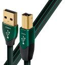 USB2 Forest 1.5M/A to B オーディオクエスト オーディオグレードUSBケーブル(1.5m・1本)【A】タイプ⇒【B】タイプ au…