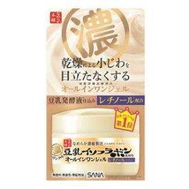 サナ なめらか本舗 リンクルジェルクリーム N 100g 常盤薬品工業 サナNホンポリンクルGCN