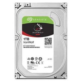 ST1000VN002 Seagate 【バルク品】3.5インチ 内蔵ハードディスク 1.0TB IronWolf(NAS向けモデル)