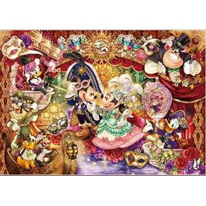 ディズニー 華麗なるマスカレードへの招待 ピュアホワイト1000ピース ジグソーパズル テンヨー 【Disneyzone】