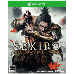 【特典付】【Xbox One】SEKIRO: SHADOWS DIE TWICE フロム・ソフトウェア [JES1-00478 XBOX セキロ シャドウズダイトゥワイス]