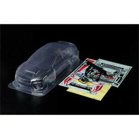 1/10 RC SUBARU WRX STI NBRチャレンジ 軽量ボディパーツセット【RC特別企画商品】【47380】 タミヤ